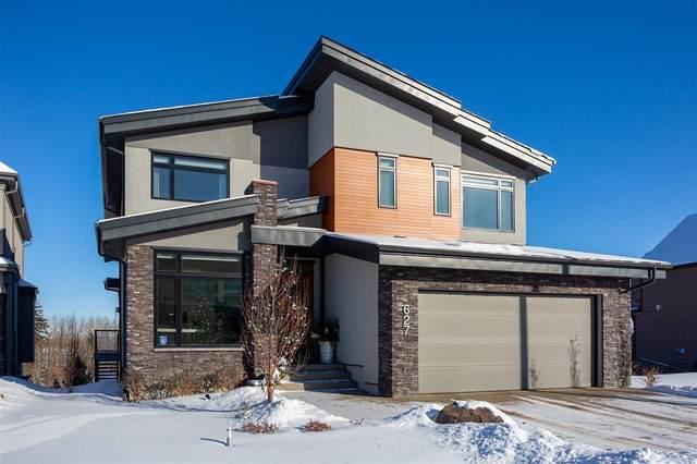 627 Howatt Drive, Edmonton, AB T6W 1A3 (#E4228229) :: RE/MAX River City