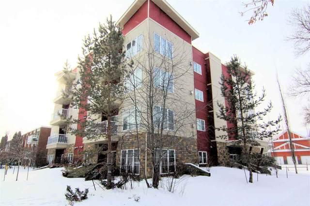 404 11107 108 Avenue, Edmonton, AB T5H 4J3 (#E4228299) :: RE/MAX River City