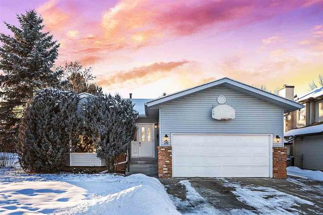 26 Fieldstone Drive, Spruce Grove, AB T7X 3B9 (#E4228317) :: RE/MAX River City