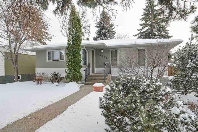 14627 88 Avenue, Edmonton, AB T5R 4J7 (#E4228325) :: RE/MAX River City