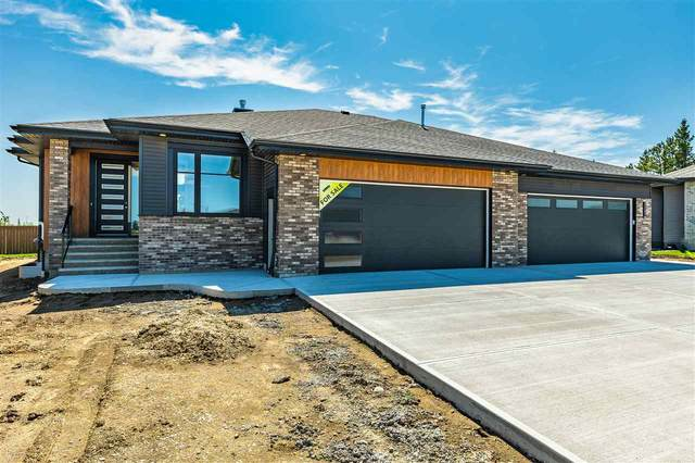 2115 Cavanagh Drive, Edmonton, AB T6W 4G1 (#E4228337) :: Initia Real Estate