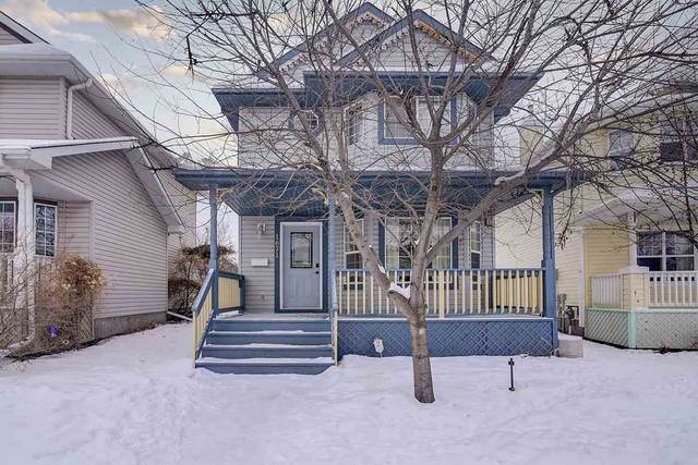 1671 Tompkins Wynd, Edmonton, AB T6R 2Y5 (#E4228338) :: RE/MAX River City