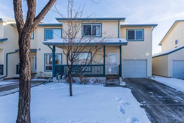 93 10909 106 Street, Edmonton, AB T5H 4M7 (#E4228341) :: Initia Real Estate