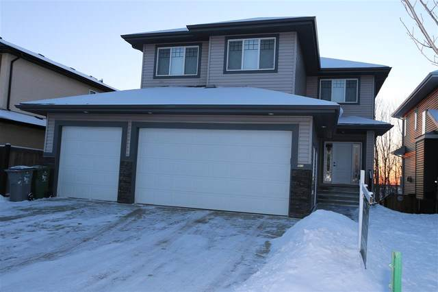 5512 64 Street, Beaumont, AB T4X 0H1 (#E4228369) :: RE/MAX River City