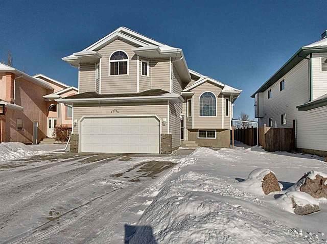 13016 141C Avenue NW, Edmonton, AB T6V 1R5 (#E4228393) :: RE/MAX River City