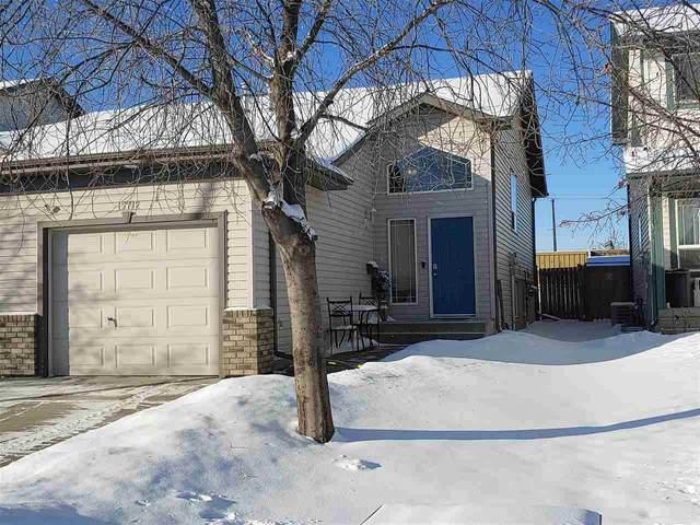 15712 141 Street, Edmonton, AB T6V 1T4 (#E4228397) :: RE/MAX River City