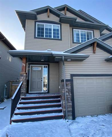 35 Meadowview Court, Spruce Grove, AB T7X 0N2 (#E4228399) :: RE/MAX River City