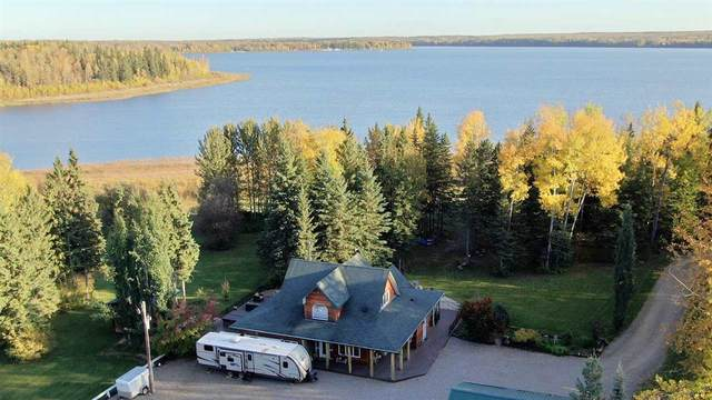 W4 -19-65-13-NE, Rural Athabasca County, AB T0A 0M0 (#E4228411) :: RE/MAX River City