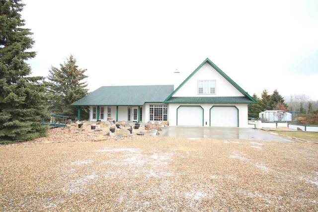 41 Tranquille Drive, Rural Athabasca County, AB T9S 1S2 (#E4228416) :: RE/MAX River City