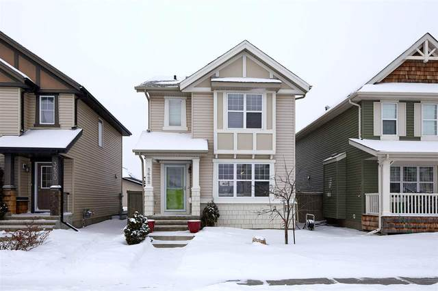 3622 12 Street, Edmonton, AB T6T 0G1 (#E4228439) :: RE/MAX River City