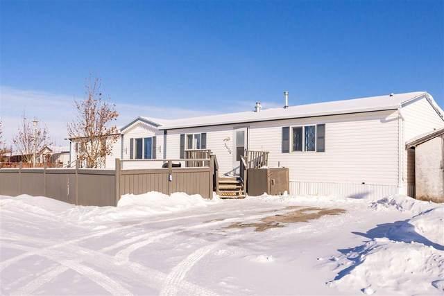 3436 Lakeview Point(E), Edmonton, AB T5S 2R6 (#E4228455) :: Initia Real Estate