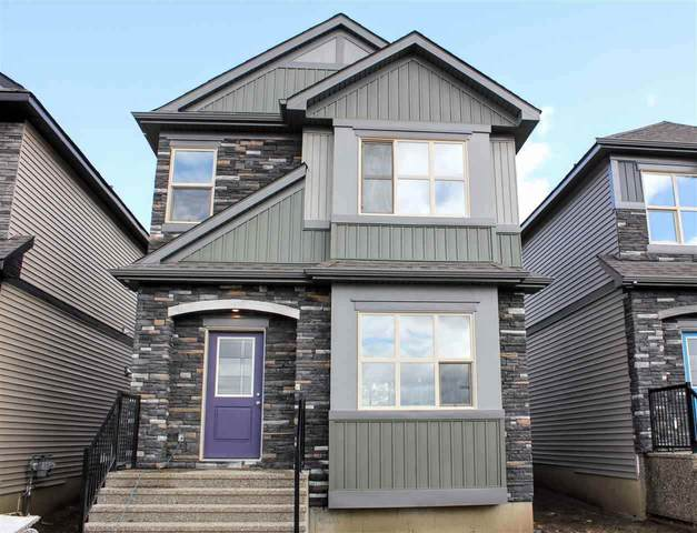 621 Merlin Landing, Edmonton, AB T5S 0H5 (#E4228548) :: Initia Real Estate