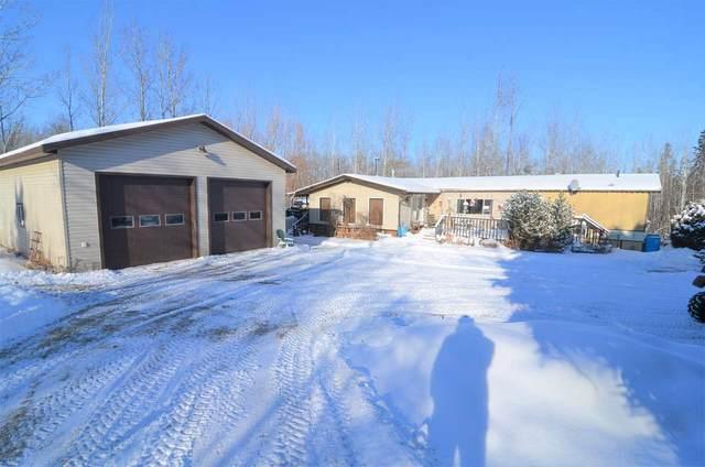 7 59316 Rd 54, Rural Barrhead County, AB T7N 1N3 (#E4228649) :: RE/MAX River City