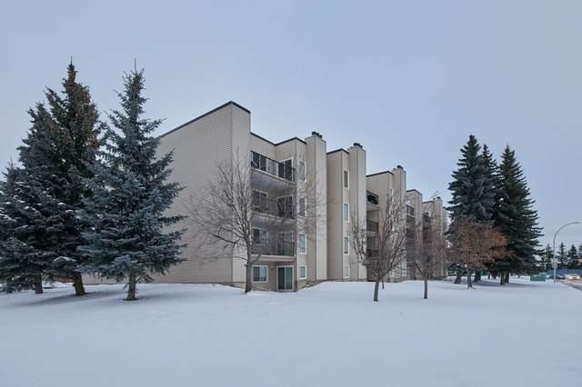 209 17820 98 Avenue, Edmonton, AB T5T 3H5 (#E4228693) :: RE/MAX River City