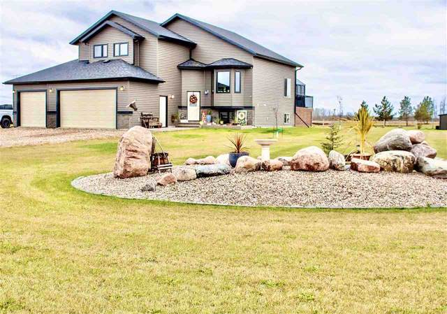 #107 Countryside Estates, Rural Bonnyville M.D., AB T9M 1P9 (#E4228696) :: Initia Real Estate