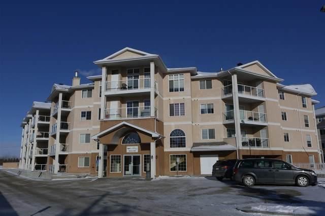 216 7801 Golf Course Road, Stony Plain, AB T7Z 0C7 (#E4228704) :: Initia Real Estate
