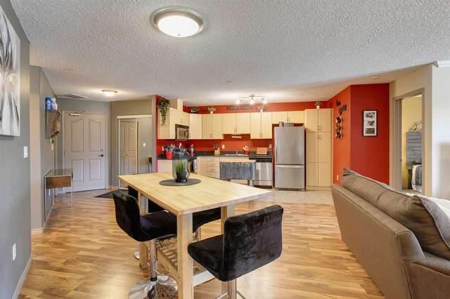 112 279 Suder Greens Drive, Edmonton, AB T5T 6X6 (#E4228715) :: RE/MAX River City