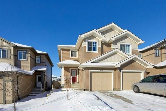4428 5 Street, Edmonton, AB T6T 0Z9 (#E4228760) :: RE/MAX River City