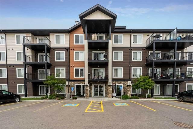 207 142 Ebbers Boulevard, Edmonton, AB T5Y 3B2 (#E4228772) :: RE/MAX River City