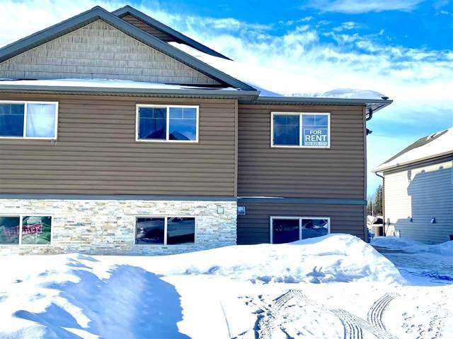 A & B 210 26 Street, Cold Lake, AB T9M 0E3 (#E4228817) :: RE/MAX River City
