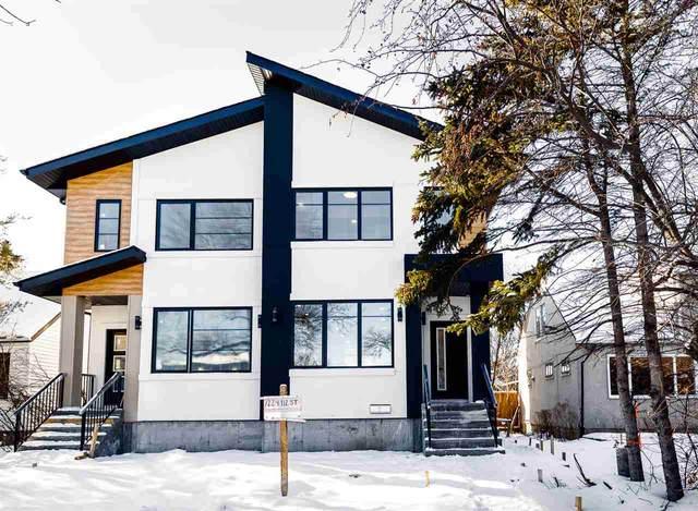 7222 112 Street NW, Edmonton, AB T6G 1J3 (#E4228857) :: RE/MAX River City