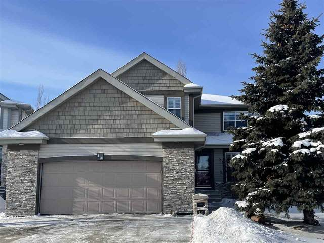 14 Ridgeview Court, Sherwood Park, AB T8A 6A1 (#E4228867) :: The Foundry Real Estate Company