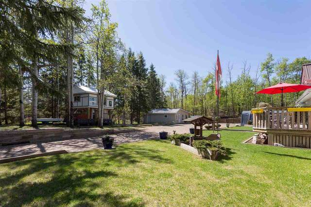 34 51263 RGE RD 204, Rural Strathcona County, AB T8G 1E9 (#E4228871) :: Initia Real Estate