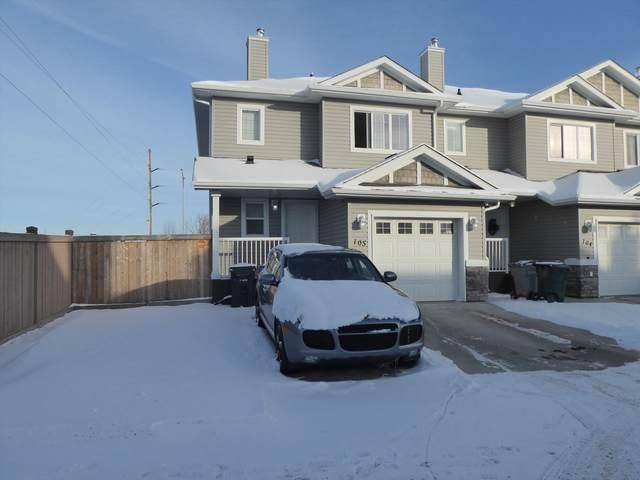 105 Graywood Mews, Stony Plain, AB T7Z 0C2 (#E4228879) :: Initia Real Estate