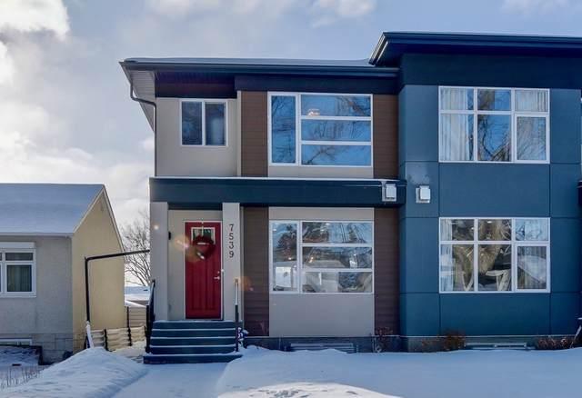 7539 79 Avenue, Edmonton, AB T6C 0P4 (#E4228896) :: RE/MAX River City