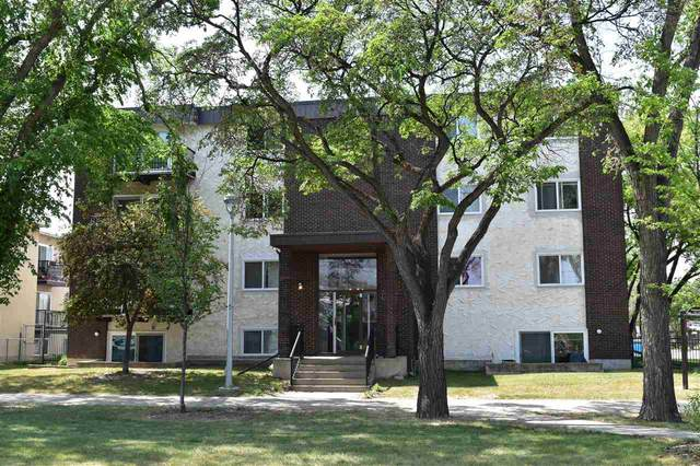 404 10740 105 Street, Edmonton, AB T5H 2X2 (#E4228903) :: Initia Real Estate