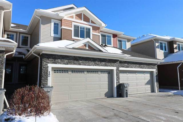 12 94 Longview Drive, Spruce Grove, AB T7X 0W3 (#E4228965) :: RE/MAX River City