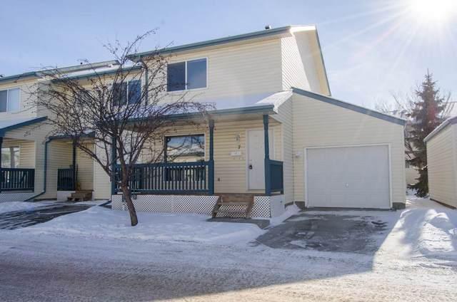 7 10909 106 Street, Edmonton, AB T5H 4M7 (#E4228969) :: Initia Real Estate