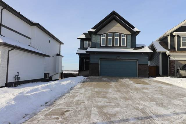 1261 Peregrine Terrace, Edmonton, AB T5S 0M3 (#E4228982) :: RE/MAX River City