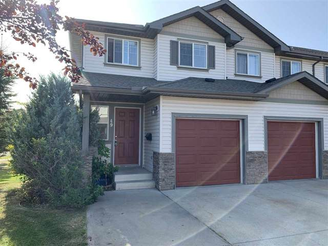 49 2816 34 Avenue, Edmonton, AB T6T 2B4 (#E4228993) :: RE/MAX River City