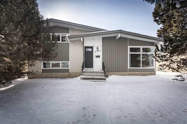 8503 138 Avenue, Edmonton, AB T5E 2A3 (#E4228998) :: RE/MAX River City