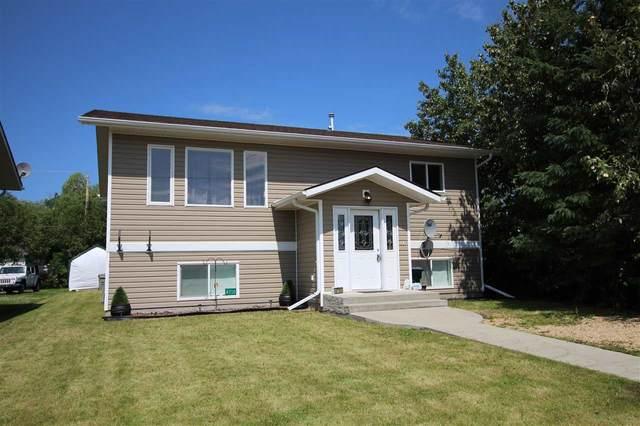 4710 50 Avenue, Pickardville, AB T0G 1W0 (#E4229008) :: Initia Real Estate