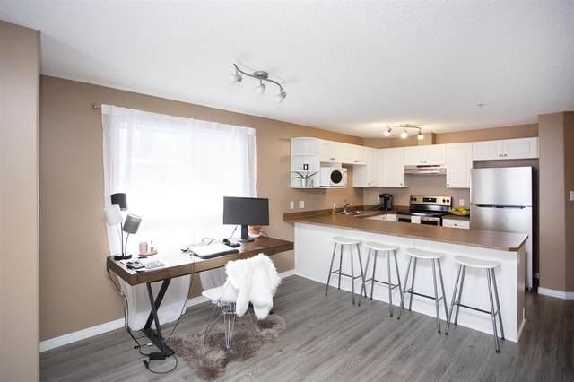 1230 9363 Simpson Drive, Edmonton, AB T6R 0N2 (#E4229010) :: Initia Real Estate