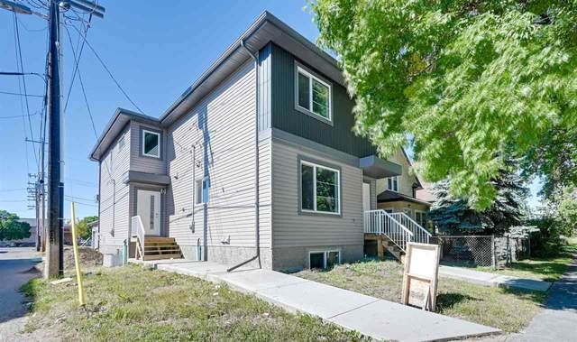 11814 79 Street, Edmonton, AB T5B 2L1 (#E4229017) :: RE/MAX River City