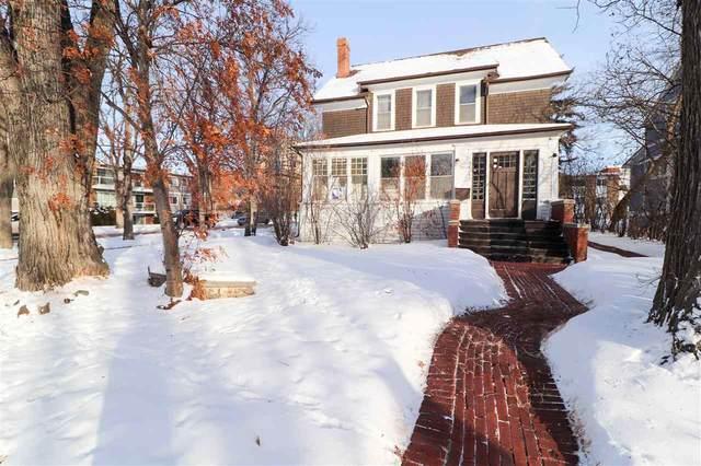 10247 123 Street, Edmonton, AB T5N 1N3 (#E4229021) :: Initia Real Estate