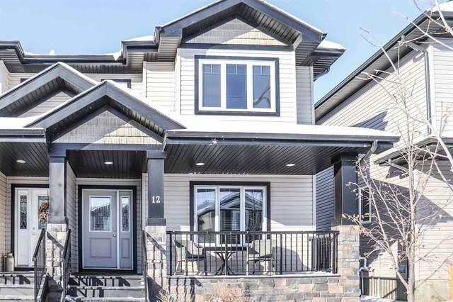 12 Davis Street, Fort Saskatchewan, AB T8L 0N2 (#E4229030) :: RE/MAX River City