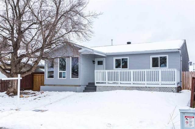 2411 80 Street, Edmonton, AB T6K 3P5 (#E4229031) :: Initia Real Estate