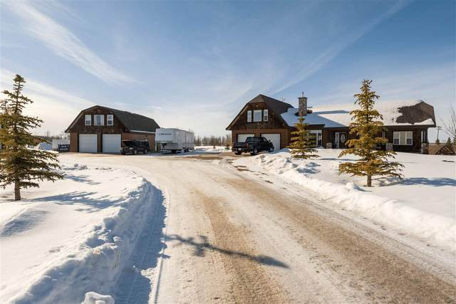 290 50150 RGE RD 232, Rural Leduc County, AB T4X 0K8 (#E4229093) :: The Foundry Real Estate Company