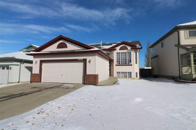 1106 Klarvatten Cove, Edmonton, AB T5Z 3N3 (#E4229124) :: RE/MAX River City