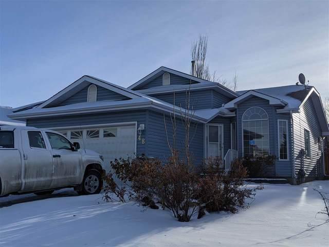 48 Jefferson Road, Edmonton, AB T6L 6R9 (#E4229166) :: RE/MAX River City