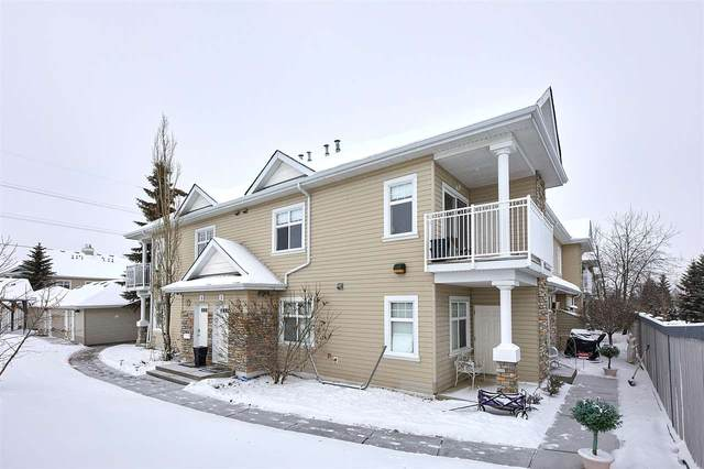 31 1179 Summerside Drive, Edmonton, AB T6X 1K1 (#E4229189) :: The Foundry Real Estate Company