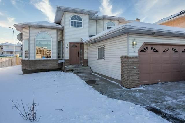 1076 James Crescent, Edmonton, AB T6L 6P6 (#E4229252) :: RE/MAX River City
