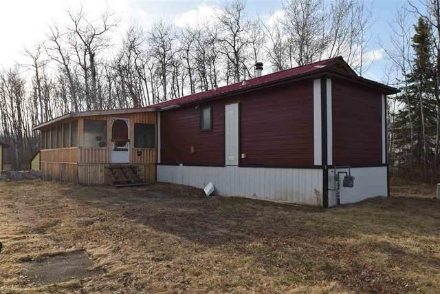 111, 11124 Twp Rd 595, Rural St. Paul County, AB T0C 0C0 (#E4229269) :: Initia Real Estate
