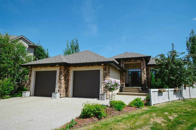 12 Kingsmoor Close, St. Albert, AB T8N 0S4 (#E4229309) :: RE/MAX River City