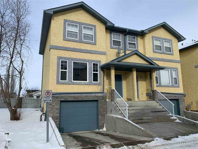 12 16777 91 Street, Edmonton, AB T5Z 3X4 (#E4229322) :: RE/MAX River City