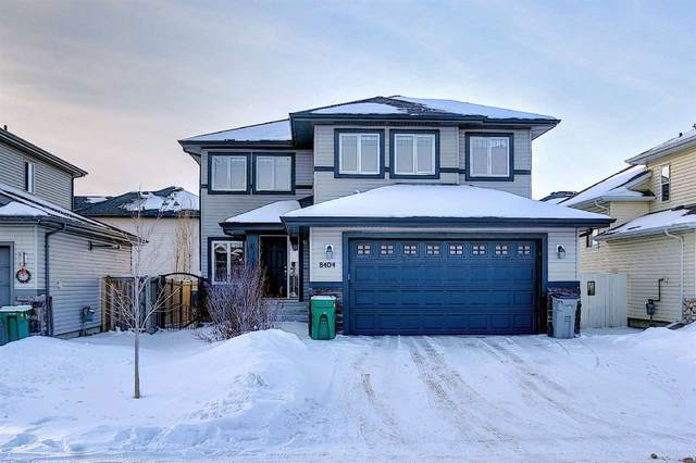 8404 94 Street, Morinville, AB T8R 0A7 (#E4229343) :: Initia Real Estate